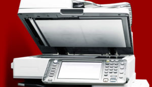 Printer, scanner, office equipment