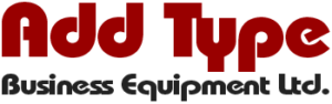 Add-Type business equipment ltd logo
